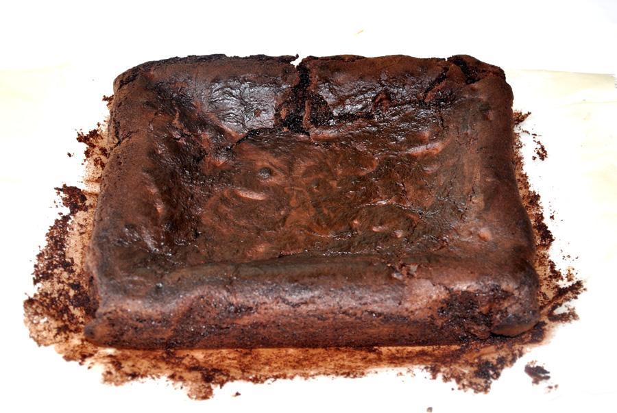 Ekspresowe brownie