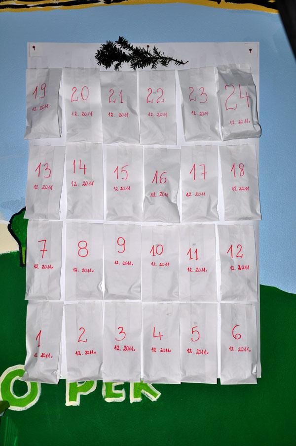 Kalendarz Adwentowy i sezon przedświąteczny uważam za rozpoczęty