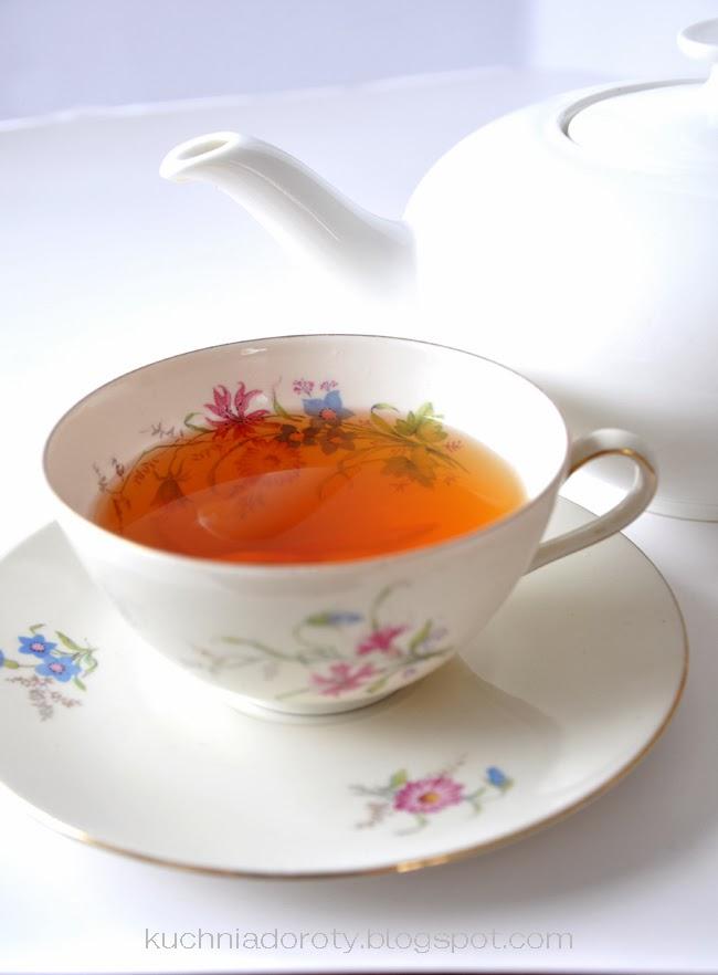 Herbata Inbirowa