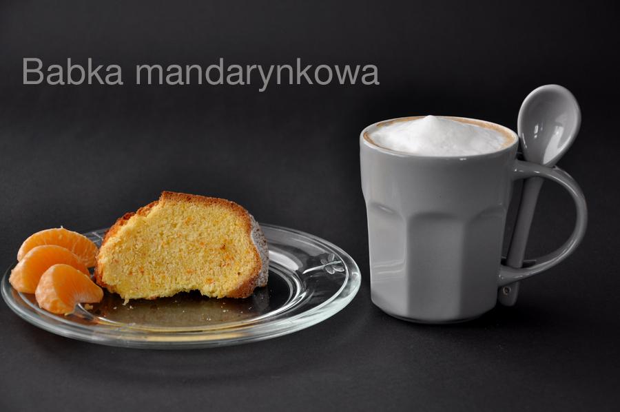 Babka mandarynkowa