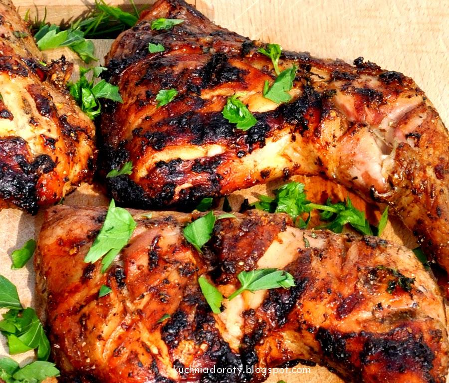 Grillowany Kurczak Jerk