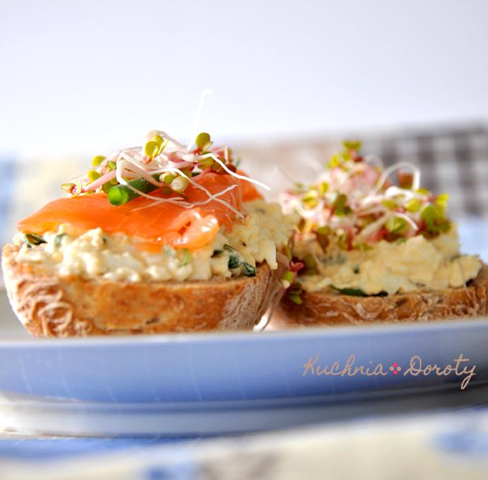 pasta jajeczna, pasta jajeczna przepisy, pasty do chleba, pasty do chleba przepisy, pasta jajeczna ze szczypiorkiem, pasta na kanapki, pasty na kanapki przepisy, kuchnia doroty, kuchnia doroty przepisy