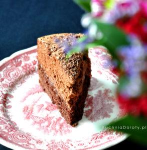 Tort Czekoladowy Mus