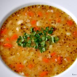 Zupa Fasolowa - Fasolówka