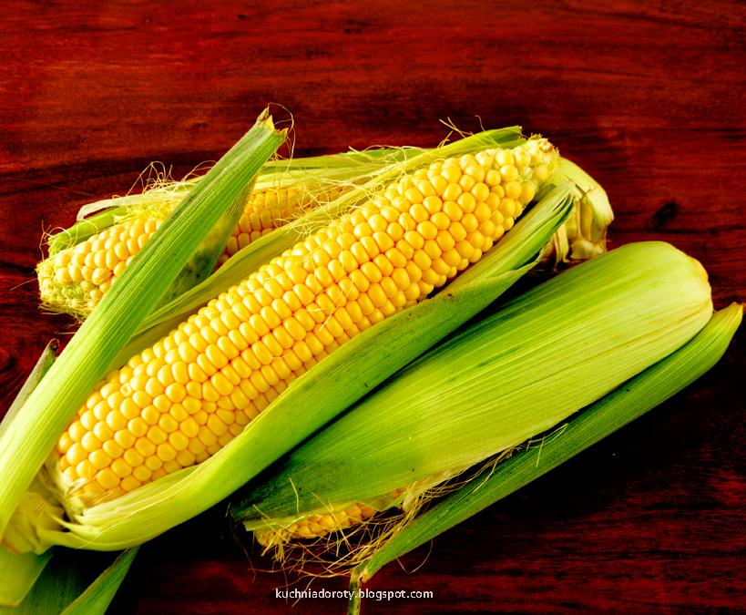 kukurydza, kukurydza przepis, kukurydza gotowana, jak ugotować kukurydzę, kolby kukurydzy, przepisy