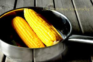 Jak Ugotować Kolby Kukurydzy