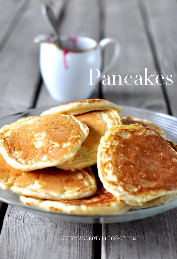 Pancakes – Placuszki Śniadaniowe