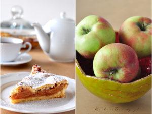 Apple Pie Szarlotka