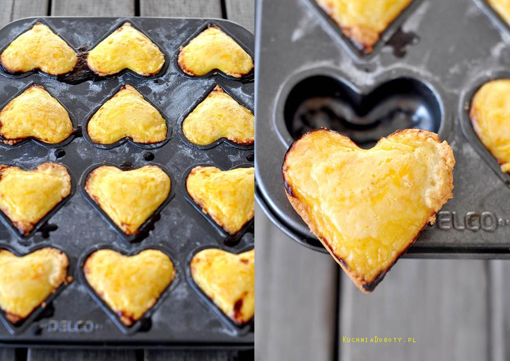 Walentynkowe Ciastka Cytrynowe