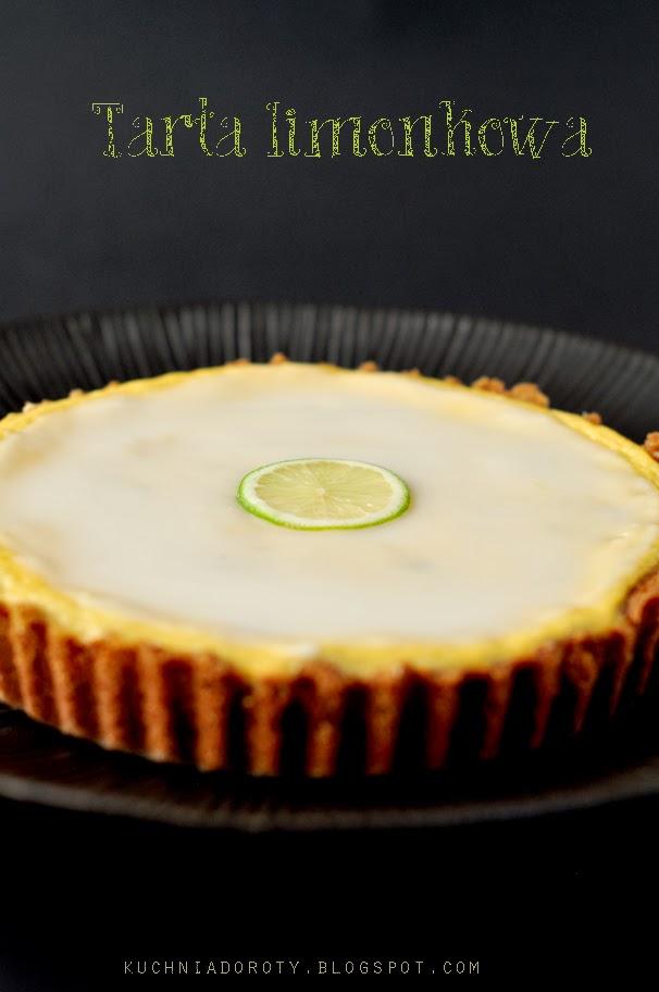 Tarta limonkowa na Pie Day – Dzień Tarty
