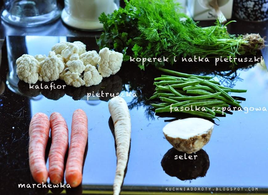 Warzywa Na Zupe Cc A8 Kuchnia Doroty