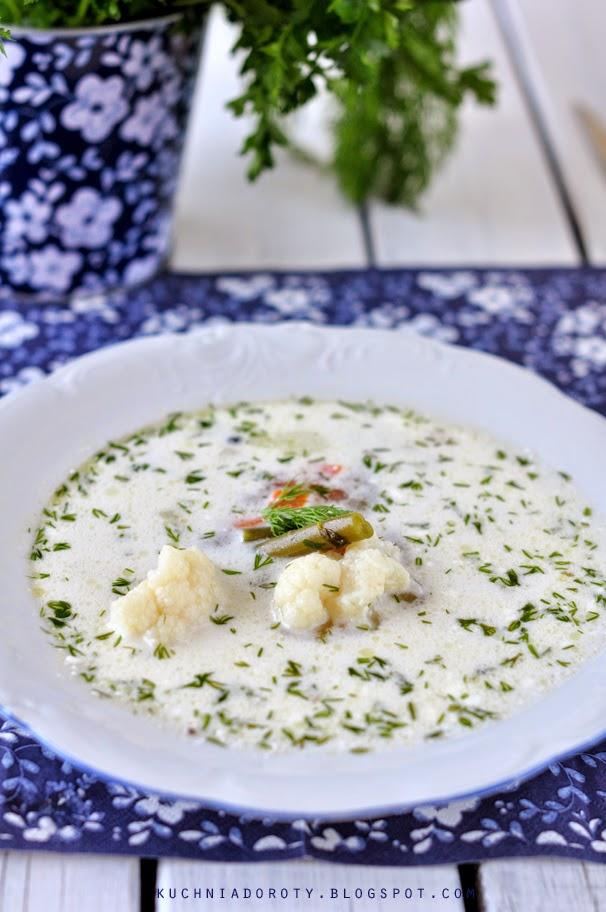 Zupa Jarzynowa – Wiosenna
