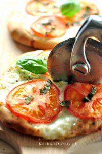 Pizza Domowa - Ciasto na pizzę