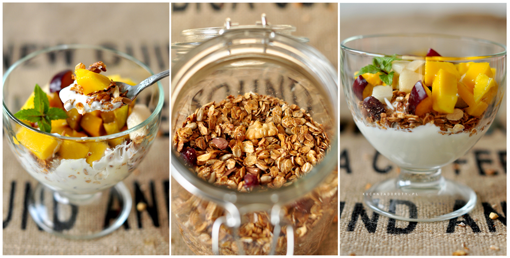 granola-śniadaniowa