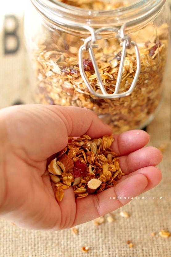 granola-przepis