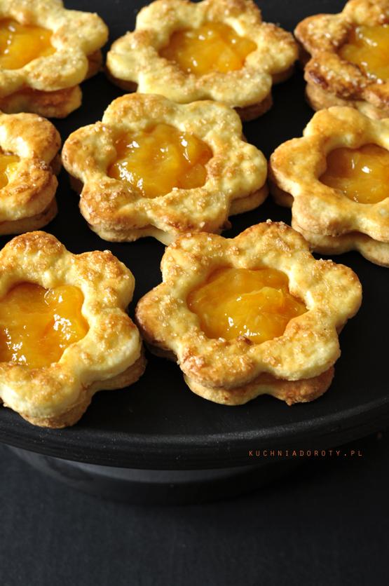ciasteczka-pomarańczowe