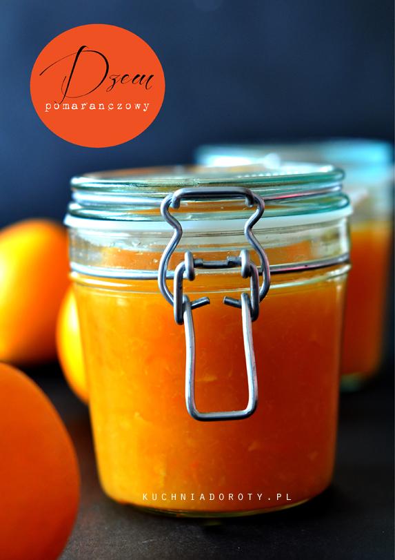 dzem-pomaranczowy