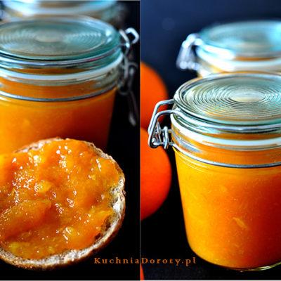 Domowy Dżem Pomarańczowy