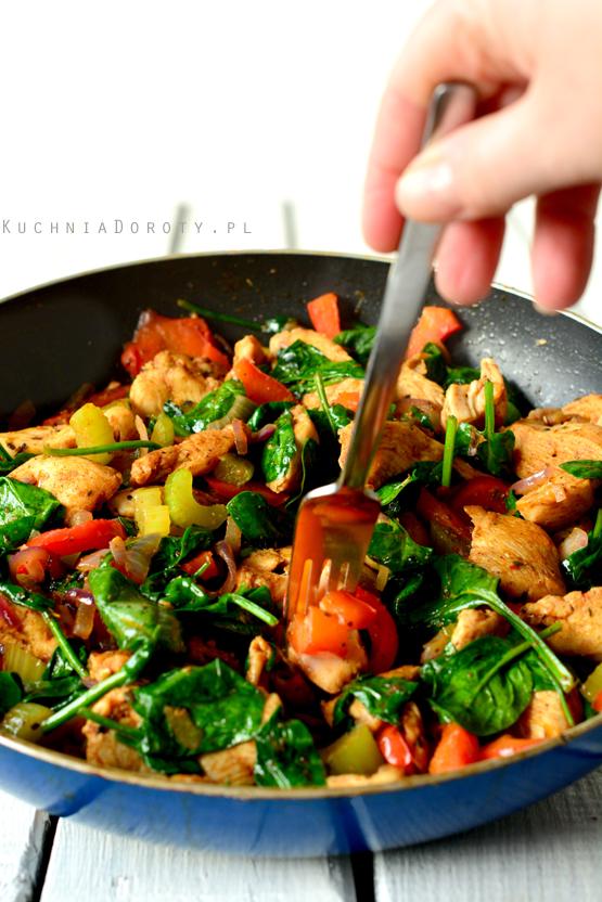 kurczak-warzywami-przepis