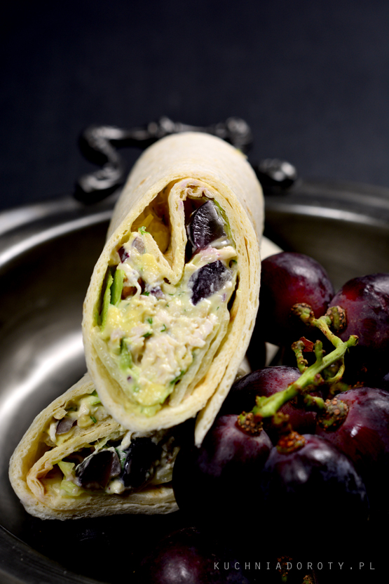 tortilla-z-kurczakiem