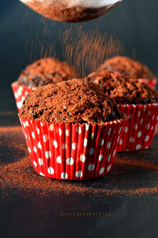 babeczki, babeczki przepis, muffiny, muffiny przepis, muffiny czekoladowe, muffiny czekoladowe przepis, łatwe muffiny, babeczki bez miksera, babeczki bez miksera przepis