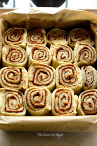Cynamon rolls