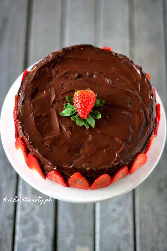 tort, tort przepis, tort bez pieczenia, ciasto, ciasto przepis, ciasto bez pieczenia, ptasie mleczko, ptasie mleczko przepis, jak zrobić ptasie mleczko