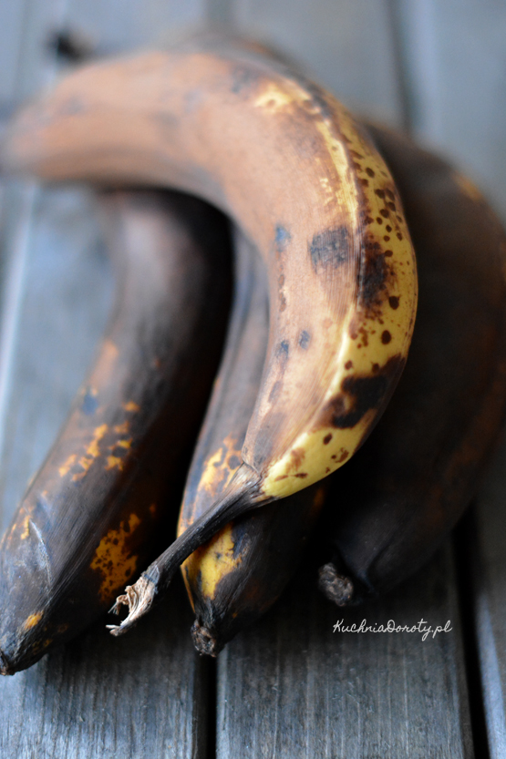 Banany Przepisy