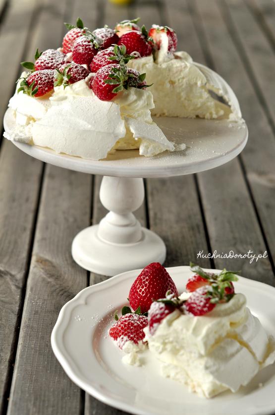pavlova, pavlova przepis, anna pavlova, beza, beza przepis, jak zrobić bezę, sokoły, sokoły przepis, ciasto, ciasto przepis, łatwe ciasto, łatwe ciasto przepisy, ciasto bez pieczenia, ciasto bez pieczenia przepis