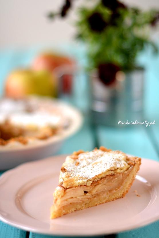 szarlotka, szarlotka przepis, ciasto, ciasto przepis, ciasto z jabłkami, ciasto z jabłkami przepis, łatwe ciasto, łatwe ciasto przepis,