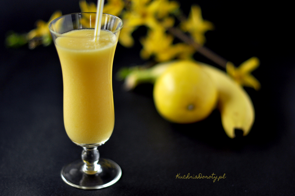 Mango Smoothie – Koktajl z Mango