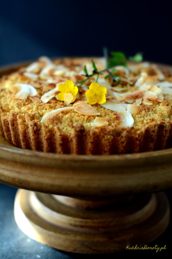 ciasto, ciasto przepis, kruche ciasto z dżemem, ciasto z dżemem przepis, łatwe ciasto, łatwe ciasto przepis , lemon curd, lemon curd przepis, cytryna, cytryna przepisy