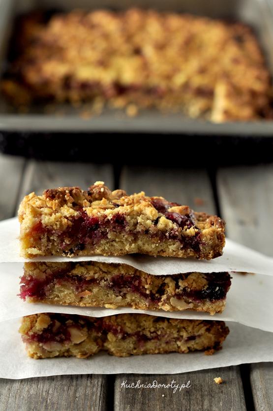 ciasto, ciasto przepis, kruche ciasto z dżemem, ciasto z dżemem przepis, łatwe ciasto, łatwe ciasto przepis