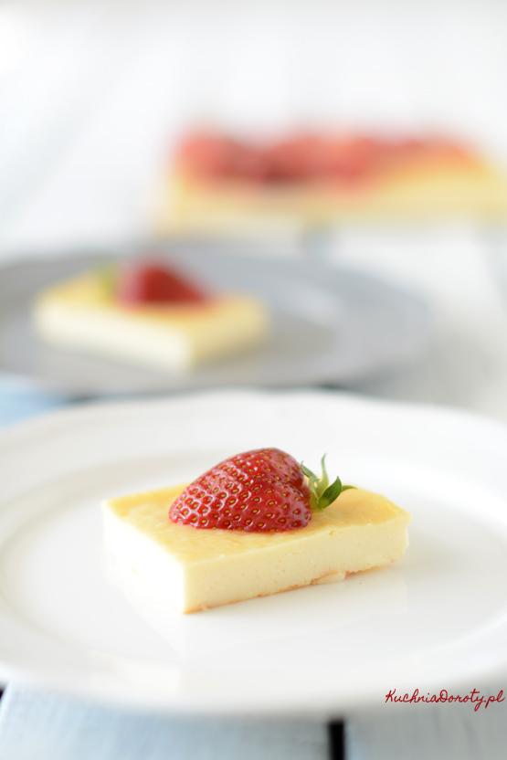 sernik, sernik przepis, sernik łatwy, sernik bez miksera, ciasto, ciasto przepisy, łatwe ciasto, szybkie ciasto, ciasto z truskawkami, ciasto z truskawkami przepisy