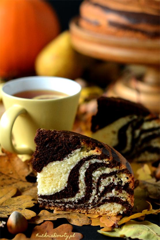 zebra, ciasto zebra, ciasto zebra przepis, ciasto, ciasta, ciasta przepisy, ciasto przepis, przepisy, ciasto ucierane przepisy, kuchnia doroty przepisy, dorota gotuje, dorota gotuje przepisy