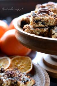Ciasto Pomarańczowe z musli