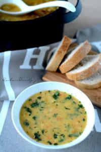 Zupa Grochowa - Grochówka