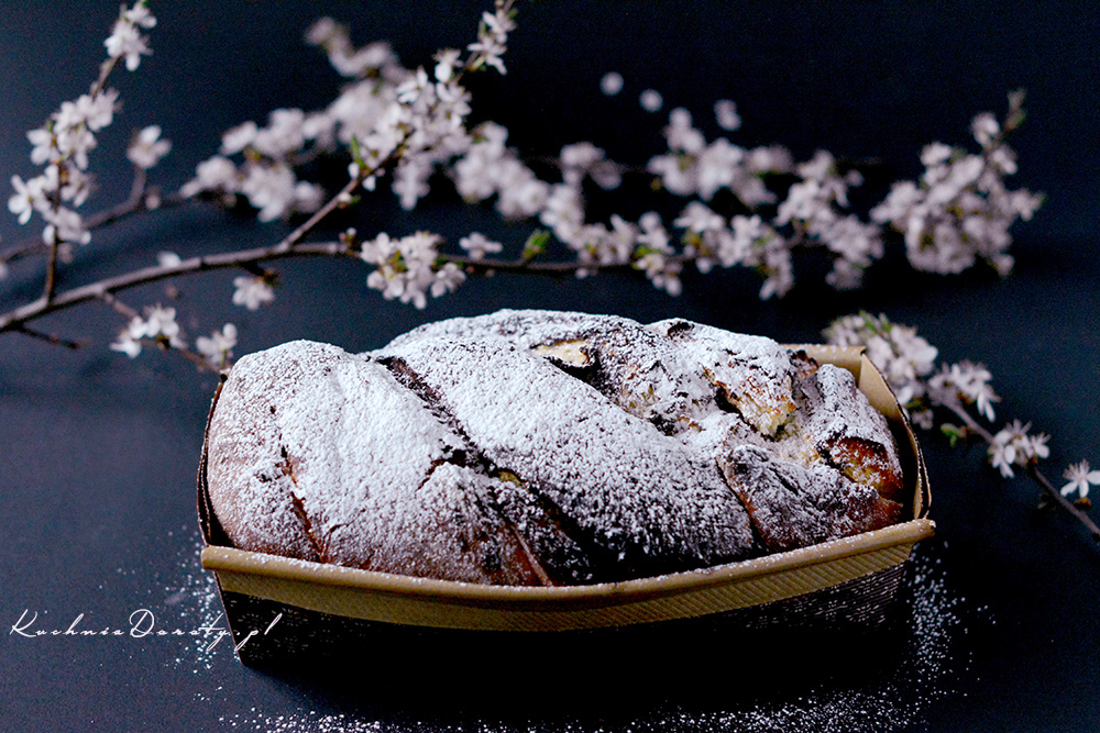 Ciasto Drodżowe z Czekoladą