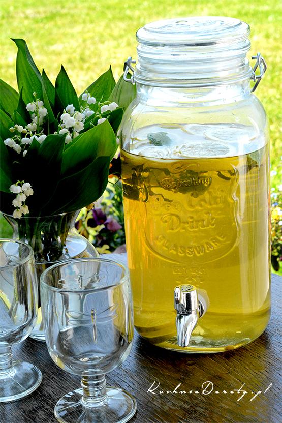 mrożona herbata, mrożona herbata przepis, domowa mrożona herbata, ice tea, herbata, herbata przepis,  zielona herbata, lemoniada, domowa lemoniada,