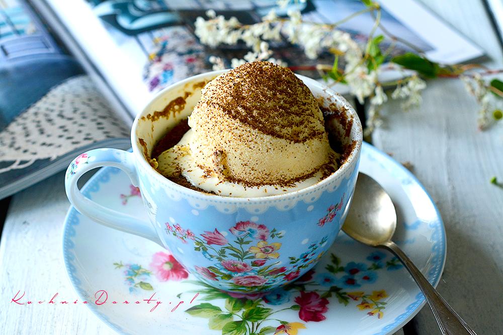 Kawowe Babeczki z Mikrofali gotowe w 5 min.