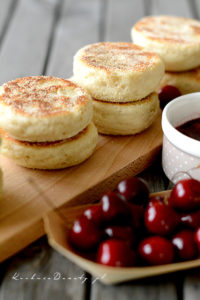Muffins śniadaniowe, bułeczki na dobry początek dnia