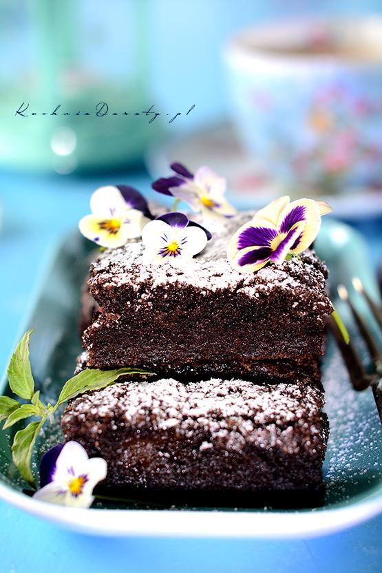 Idealne brownie czekoladowe