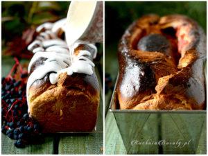 Ciasto Drożdżowe z Owocami