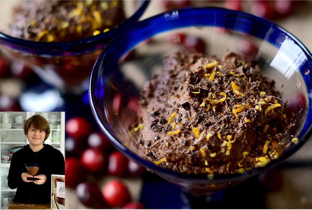 Mus czekoladowy – dziecinnie łatwy