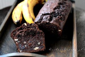 Ciasto Bananowo Czekoladowe