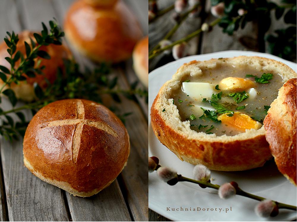Chlebki do Żurku Wielkanocnego