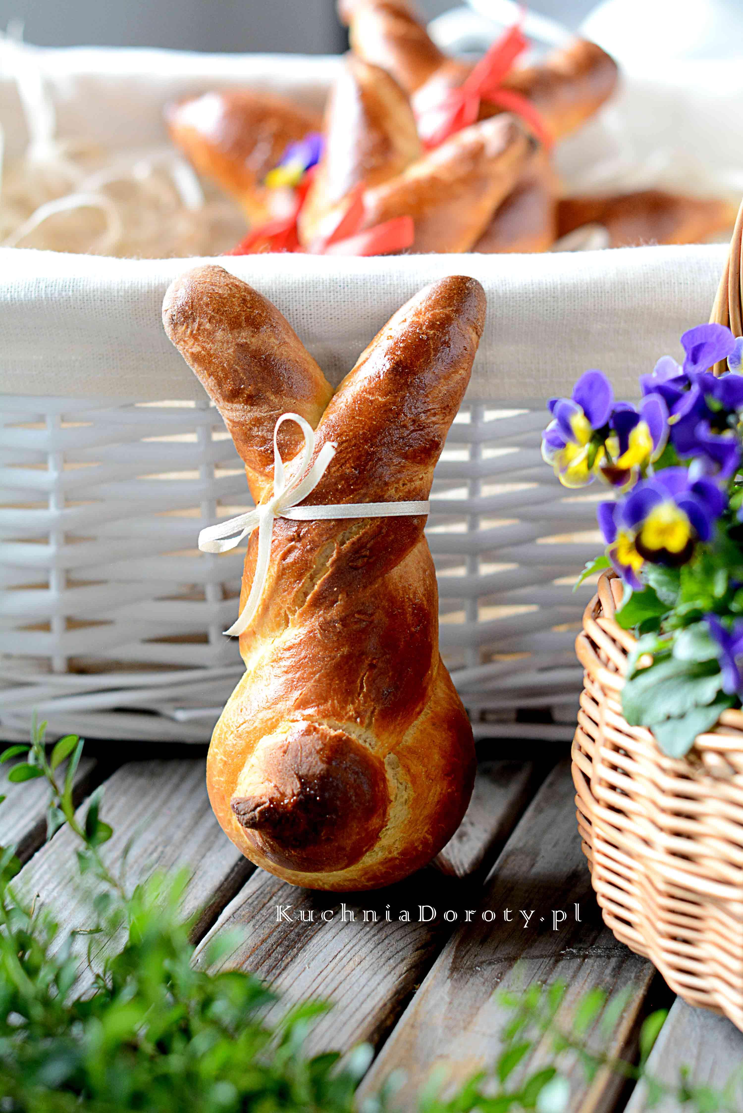 Zające Wielkanocne