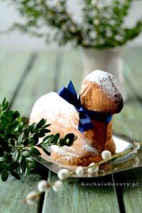 Wielkanocny Baranek z Ciasta