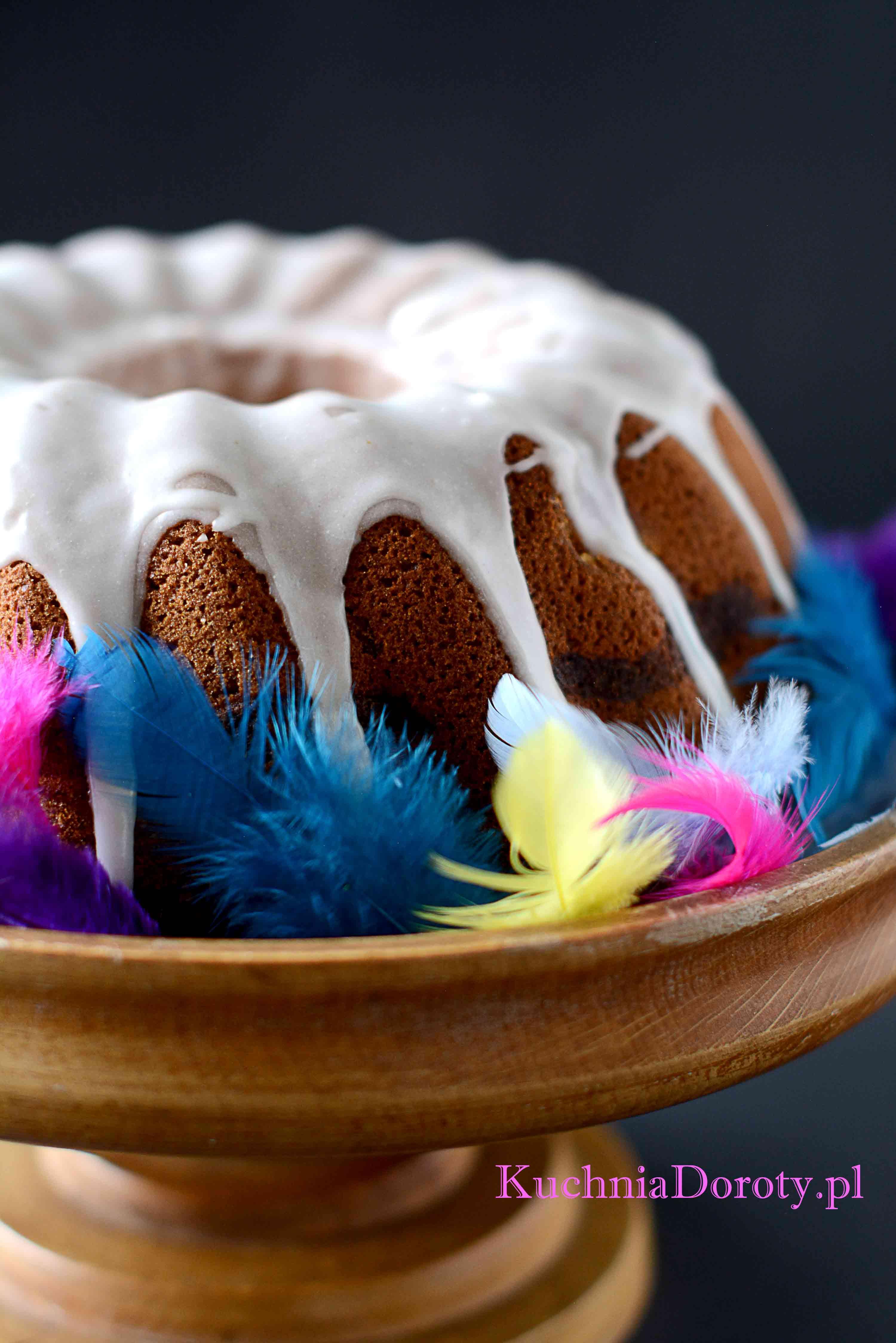 Ciasto zSerem iJabłkami