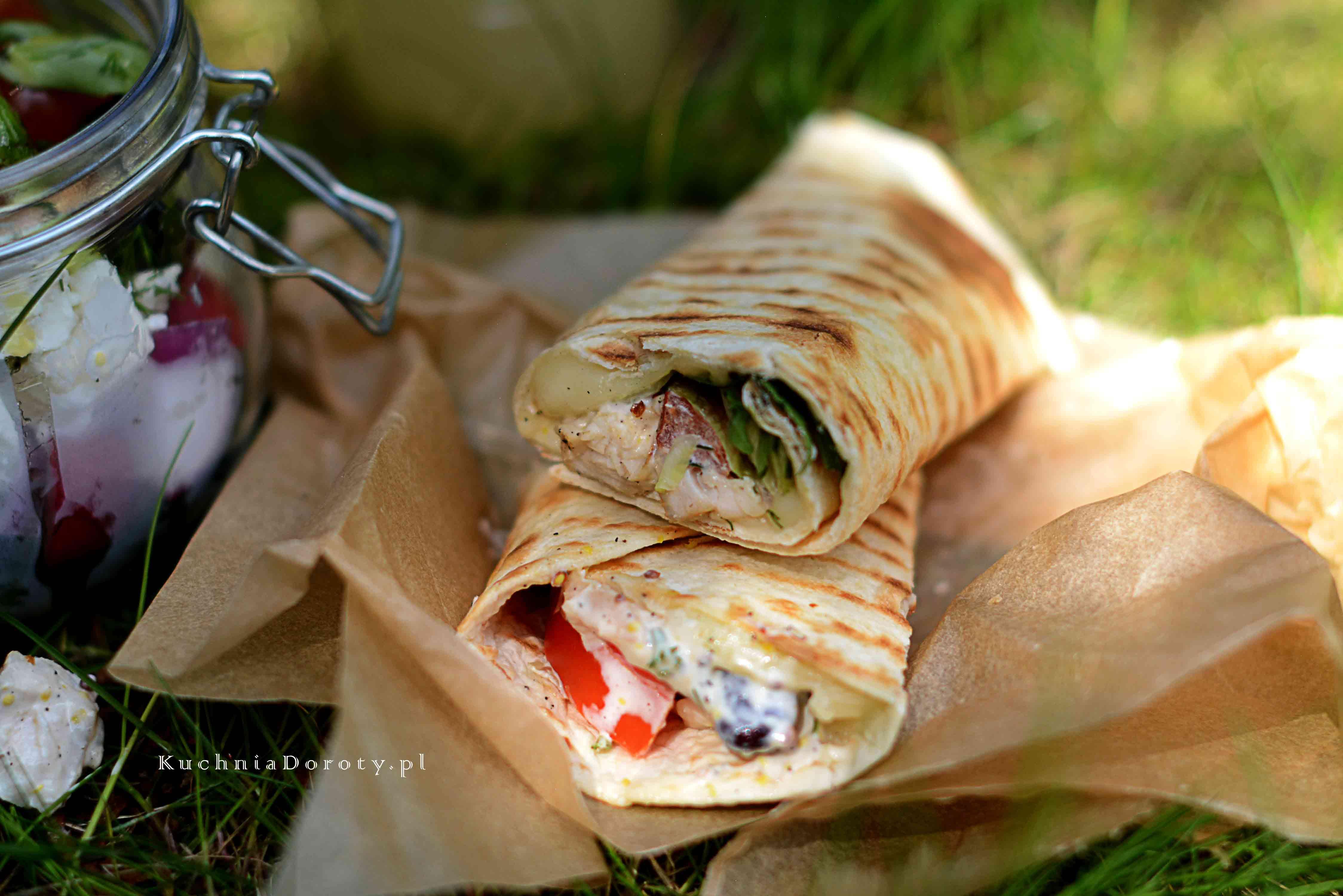 wrapy-kanapki